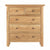 Charlestown Oak Chest of Drawers