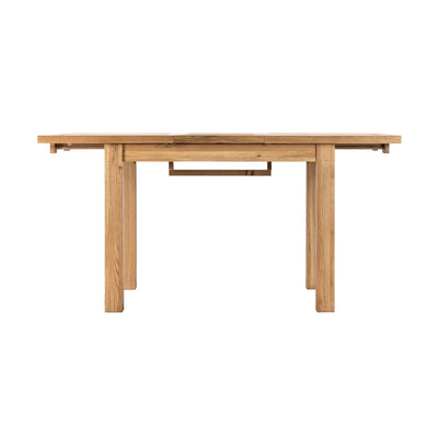 Charlestown Oak Extendable Dining Table