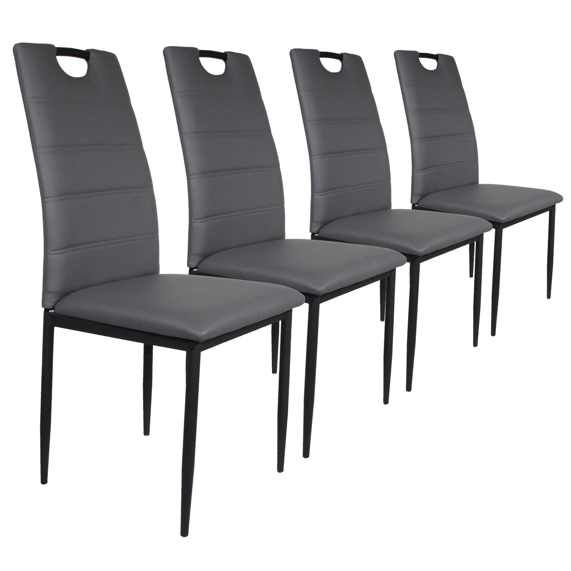 Wheaton Dining Chair - Set of 4 Chairs - by Roseland Furniture