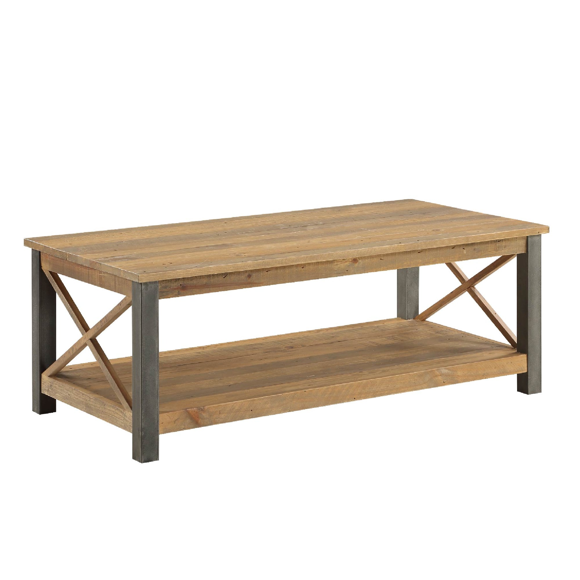 Picture of: Urban Elegance Reclaimed Wood Extra Large Coffee Table Roseland Furniture