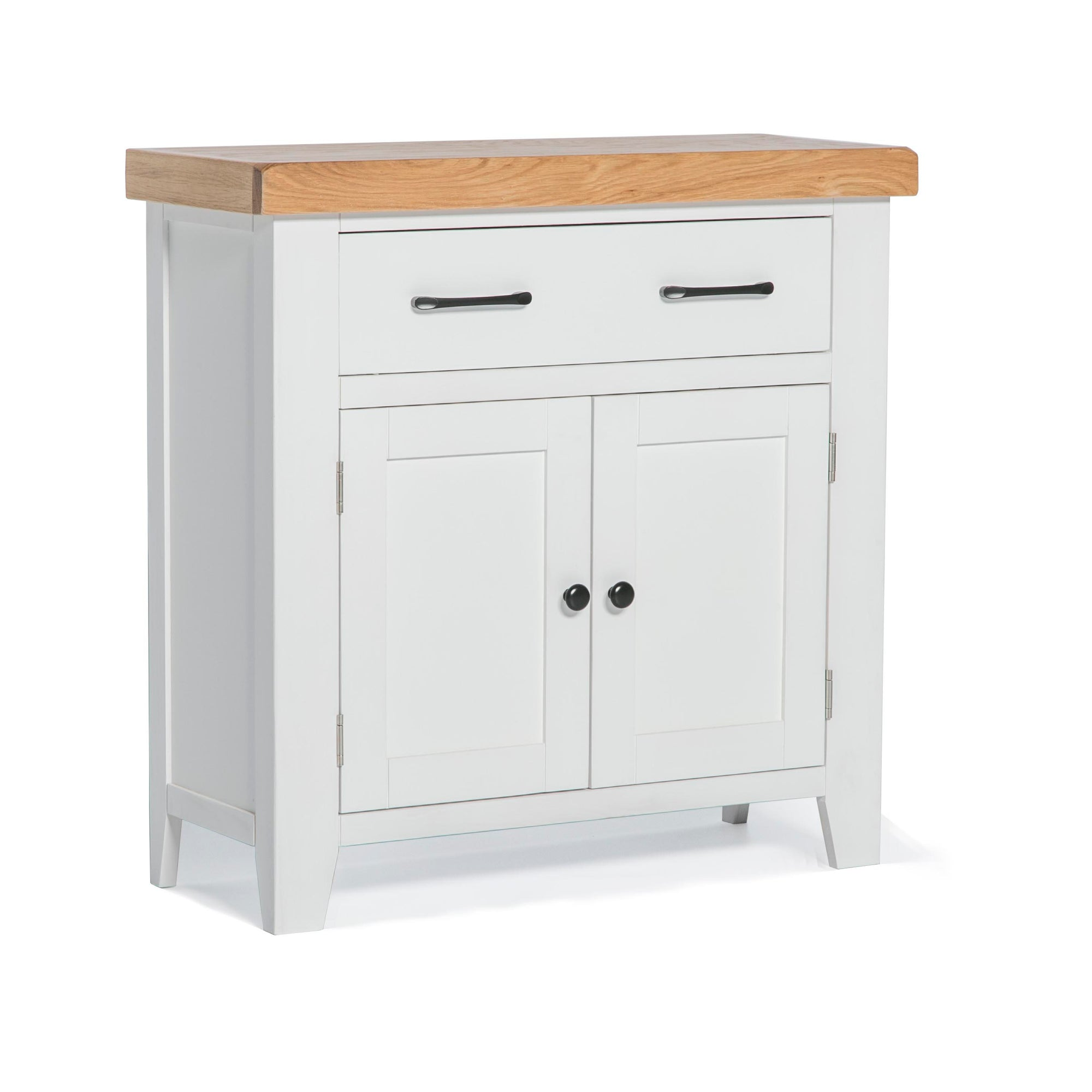 Chatsworth White Mini Sideboard by Roseland Furniture