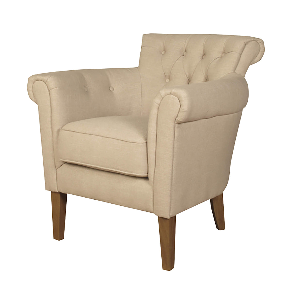 Finchley Beige Armchairs