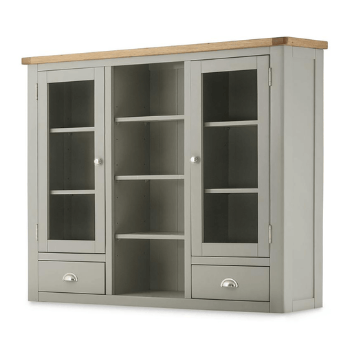 Padstow Grey Dresser Hutch