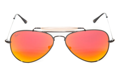 Red's Outfitters Sunglasses Aviators American Luxury