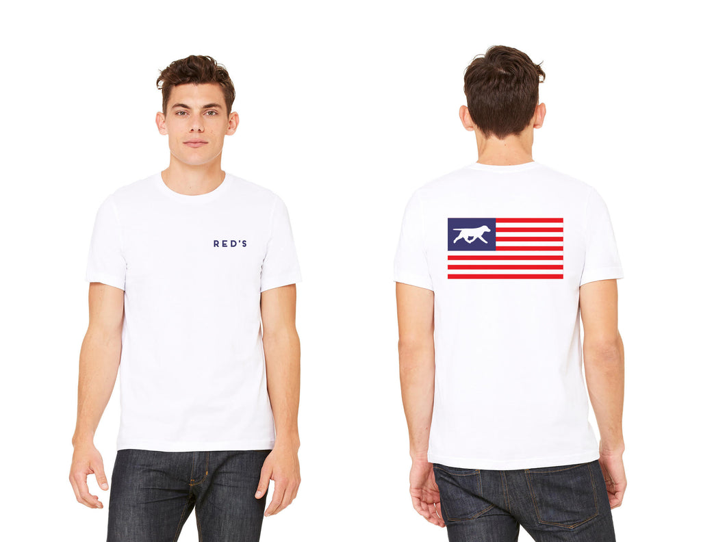 Red's Flag T-Shirt