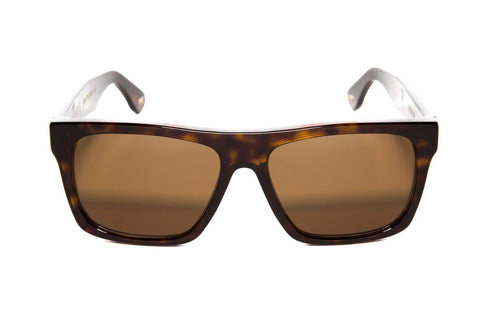 Red's Rankin D-Frame Luxury-Grade, Eco-Friendly Acetate Sunglasses