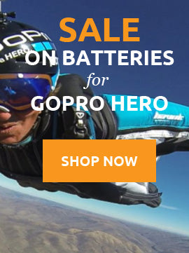 GoPro Hero Batteries