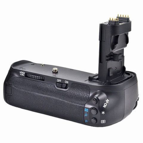 BG-E14 Battery Grip for Canon EOS 70D and 80D Cameras