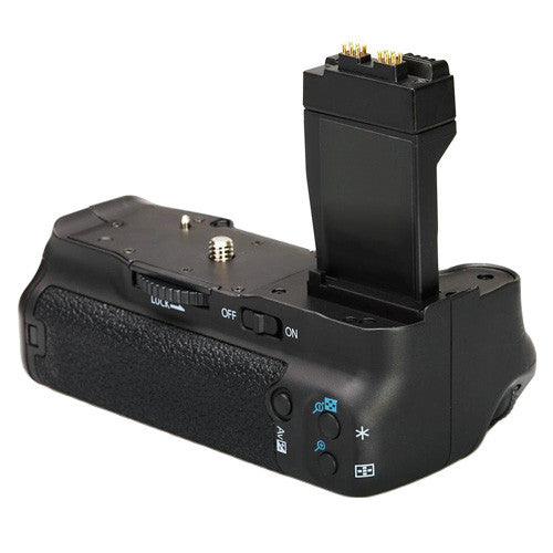BG-E8 Battery Grip for Canon EOS Rebel T2i, T3i, T4i, T5i Cameras