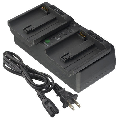 LC-E4N Dual Charger for Canon LP-E4 LP-E4N Batteries