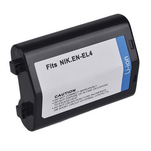 EN-EL4 Battery for Nikon Cameras