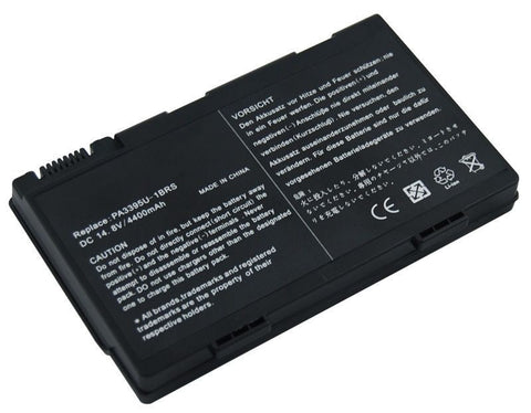 6-Cell PA3634U-1BRS PA3816U-1BAS PA3818U-1BRS Battery for Toshiba Satellite, Portege, and Dynabook Series Notebooks