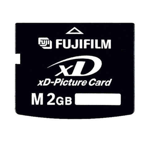 2GB XD-Picture Flash Memory Card