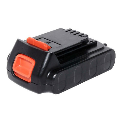 Black and Decker LBXR20 / LBX20 Battery, 20V, 1.5Ah - Replacement