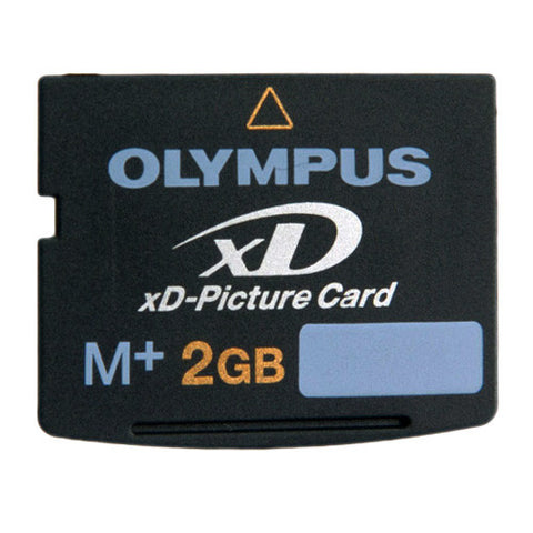 2GB XD-Picture Card