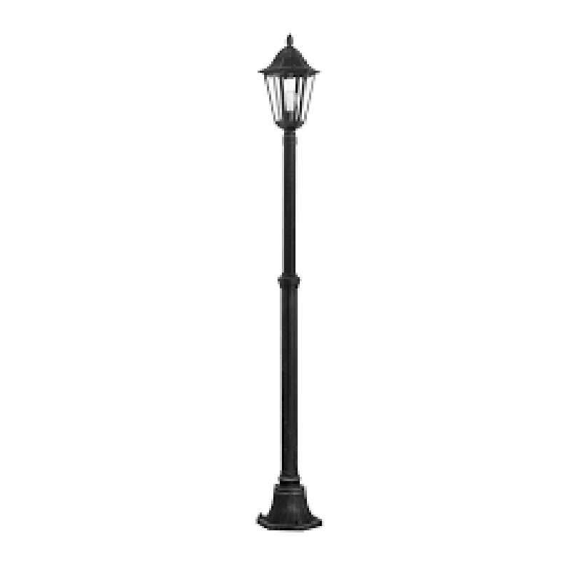 Eglo navedo blackpatina silver finish outdoor lamp post light 93464 eglo navedo blackpatina silver finish outdoor lamp post light 93464 by eglo outdoor lighting mozeypictures