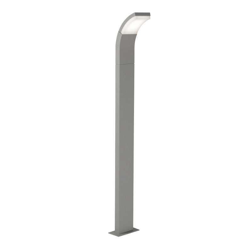 Oaks kroz silver grey finish outdoor led post light 1851000 sg oaks kroz silver grey finish outdoor led mini post light 1851000 sg by oaks aloadofball Image collections