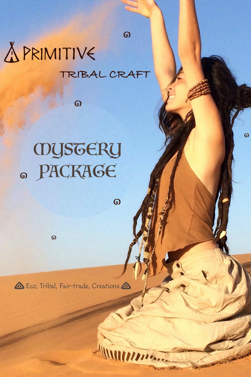 MYSTERY PACKAGE ๑⋙ Surprise Items ⋘๑ Eco Tribal Creations & Earthy Tribal Jewelry