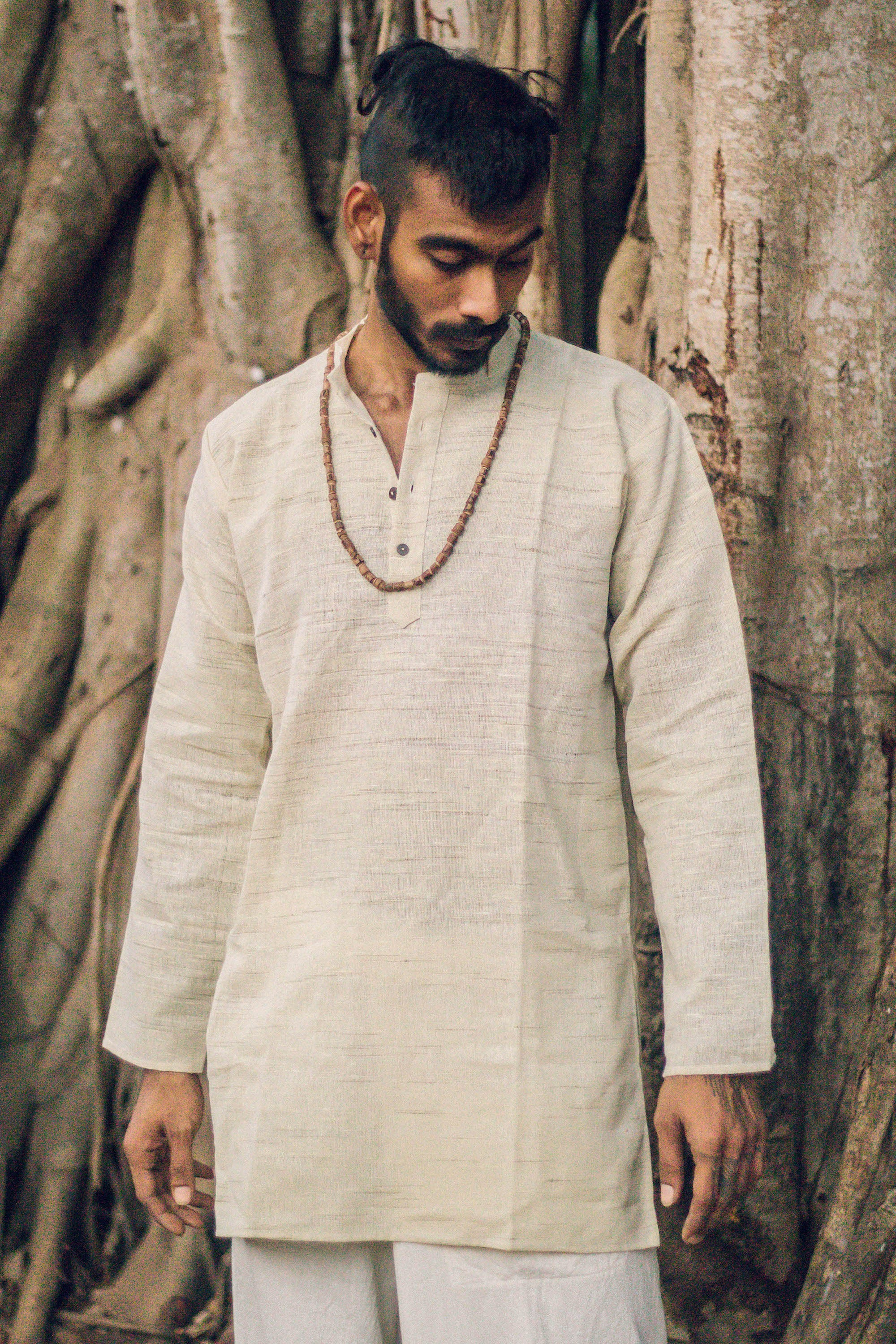 Earthy Long Kurta