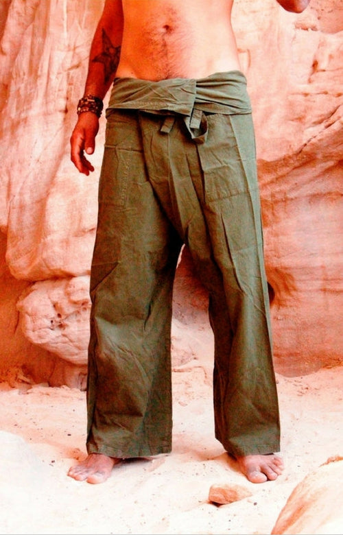 Fisherman Pants ~ One Size~