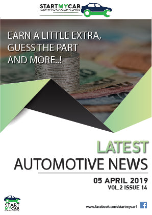 05 April 2019 - Weekly Newsletter - Vol. 2 Issue 14