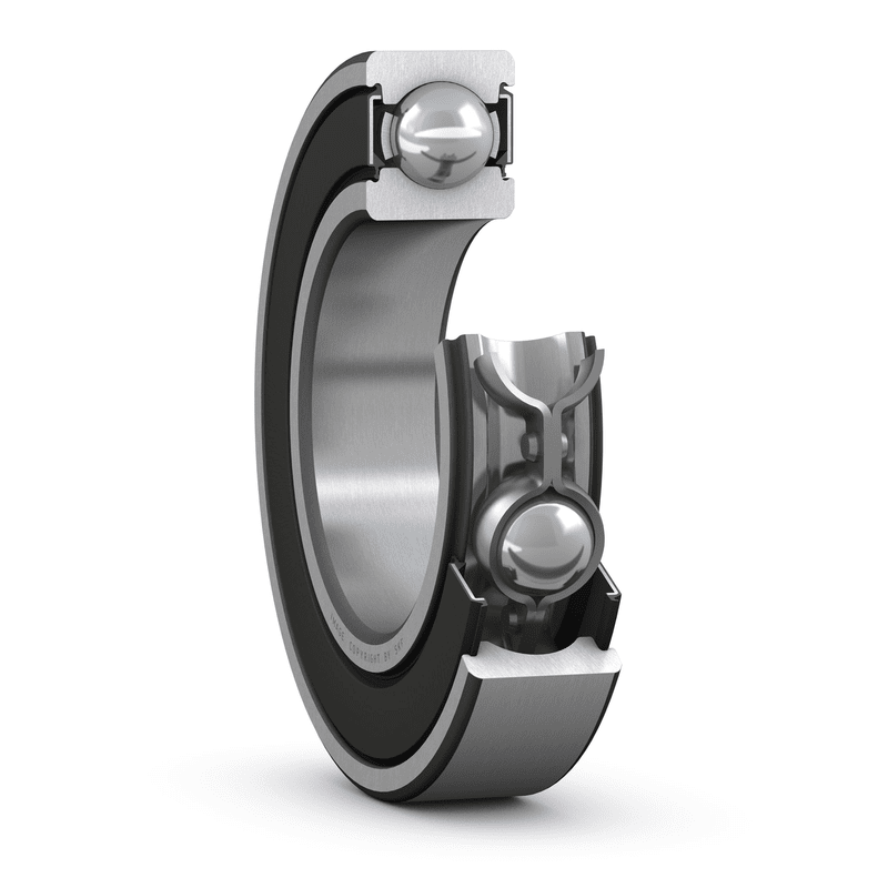 BALL BEARING - 6001-2RSH/C3 (SKF)