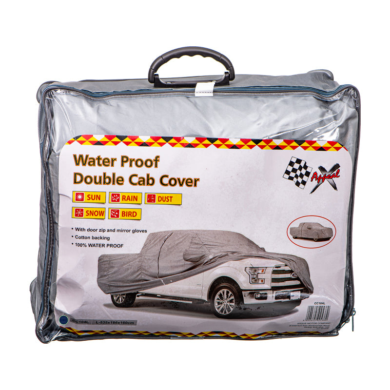 Bakkie Cover Double Cab - Waterproof
