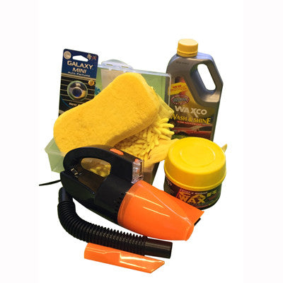 Car Cleaning Kit  -Including Vacuum Cleaner