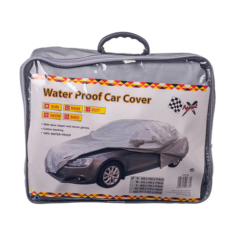 Car Cover - Waterproof: Small