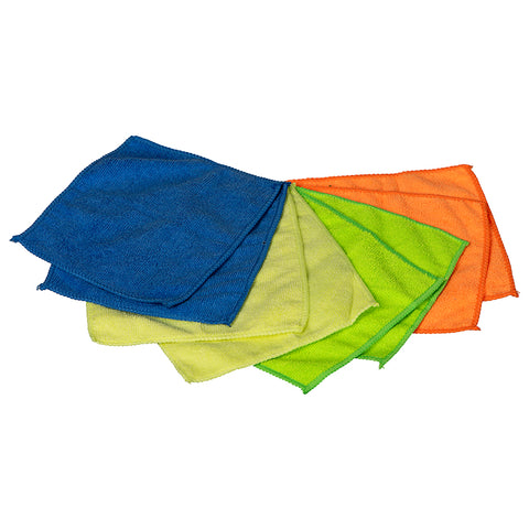 Micro-Fibre Cloth Set