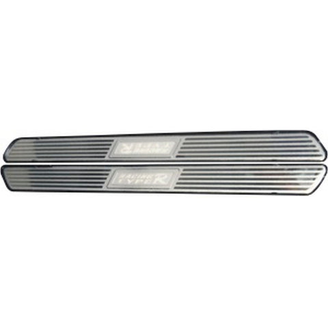 Illuminated Door Sills