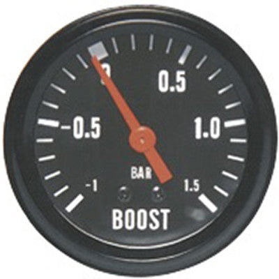 Gauge - Turbo Boost