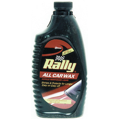 Rally All Car Wax