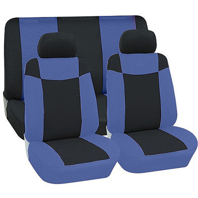 Seat Cover (6 Piece) - Blue