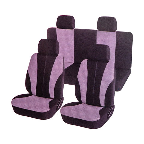 Seat Cover (6 Piece) - Grey