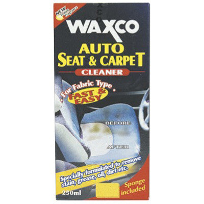 Auto Seat fabric & Carpet Cleaner
