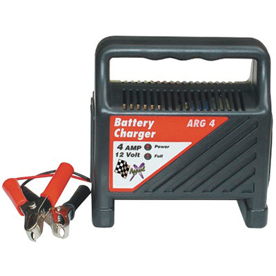 Battery Charger - 4 AMP