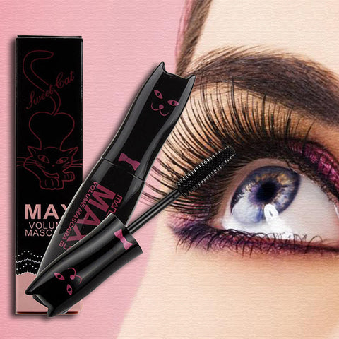 SWEET CAT MASCARA MAKEUP BRAND WATERPROOF