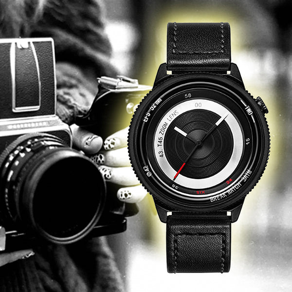 FASHION - THE PHOTOGRAPHER'S WATCH