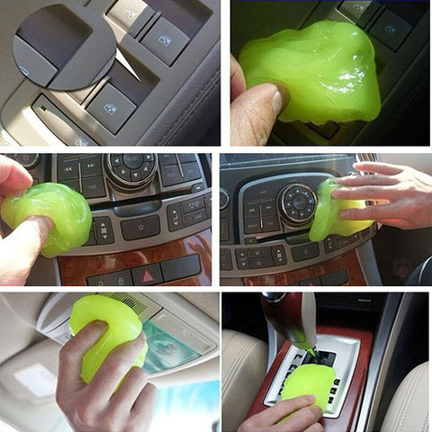 MAGIC CLEANING STICKY GEL