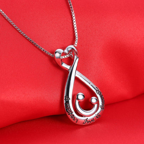 MOTHER'S DAY PENDANT NECKLACE