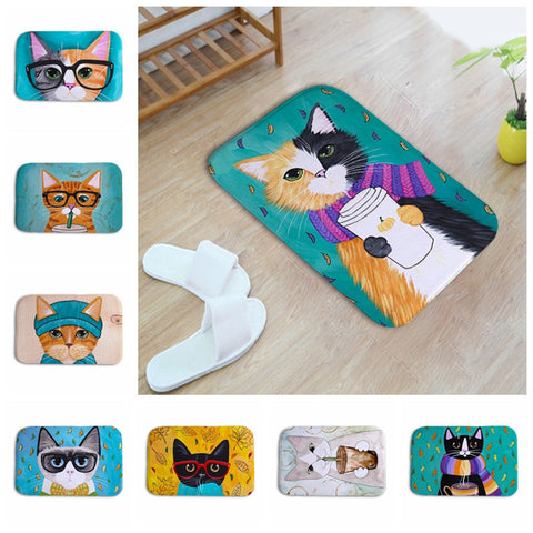 BEAUTIFUL CAT RUG*50% Off!*