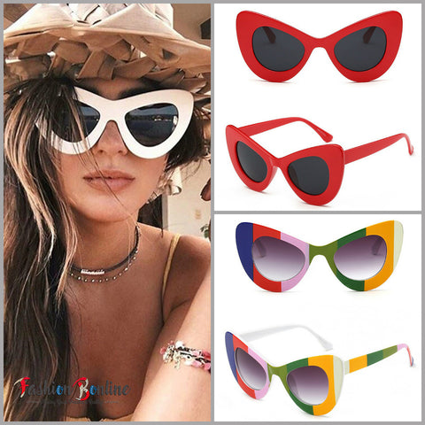 SUNGLASSES RETRO DESIGN