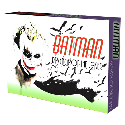 Batman: Revenge of the Joker (HL Edition) Box Front Complete