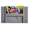 Super Nintendo Dragonball Z: Ultime Menace Cartridge