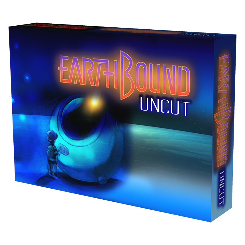 EarthBound: Uncut (in box)