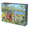Secret of Mana 2 Box Front Complete