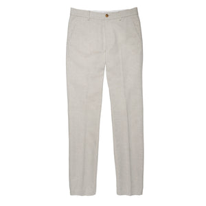 Brighton Trousers  - French Pearl