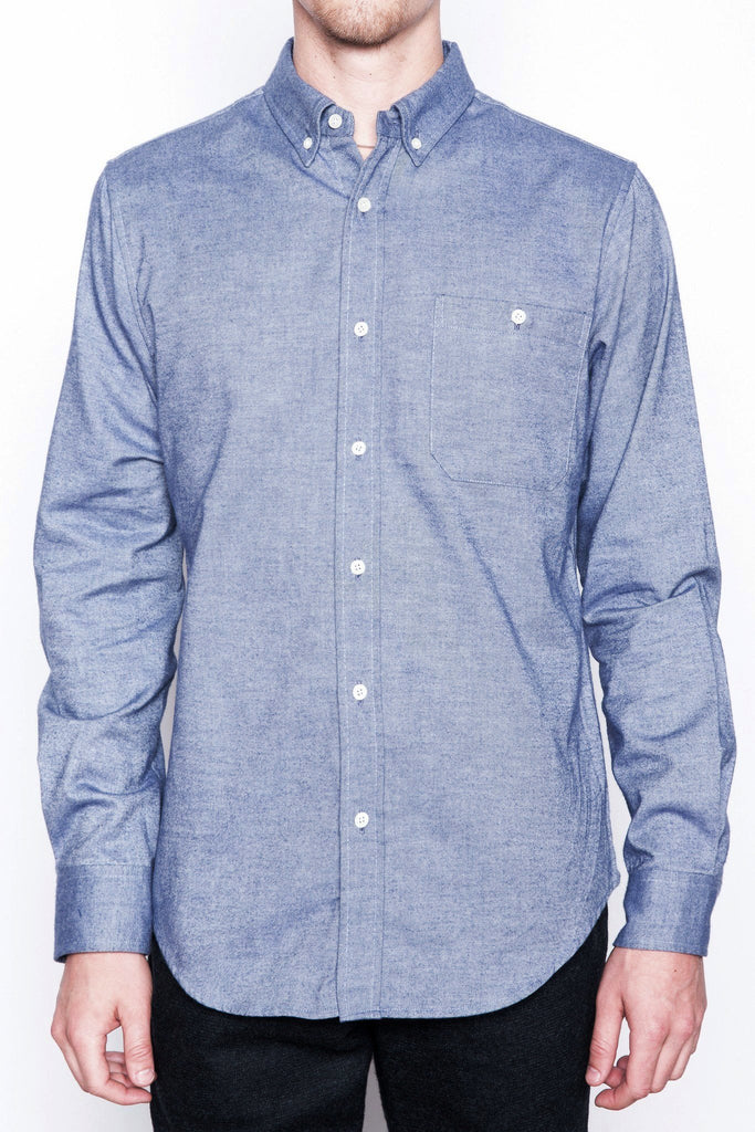 Grant Button Down Collar Shirt