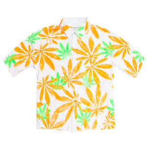 CANNIBIS HAWAIIAN SHIRT
